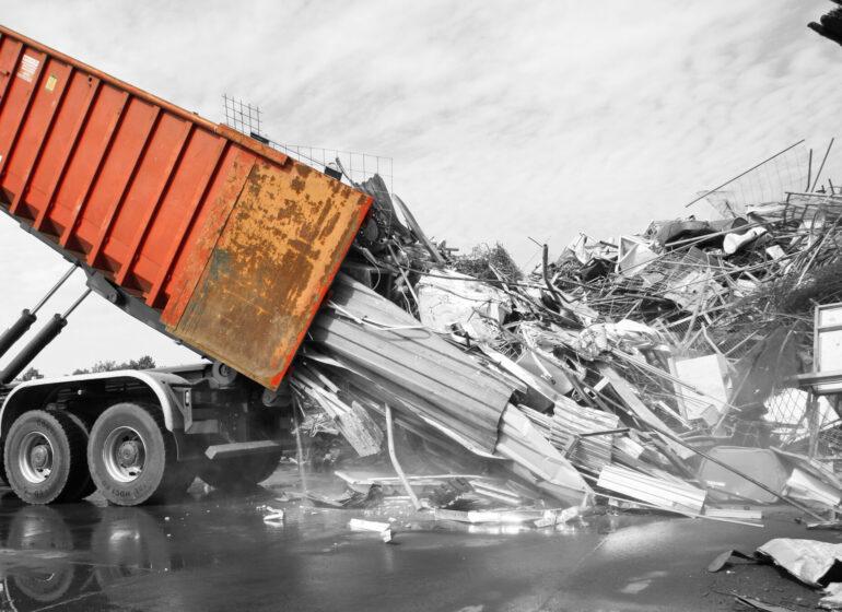 Containerservice | Van Tuyl Metaalrecycling