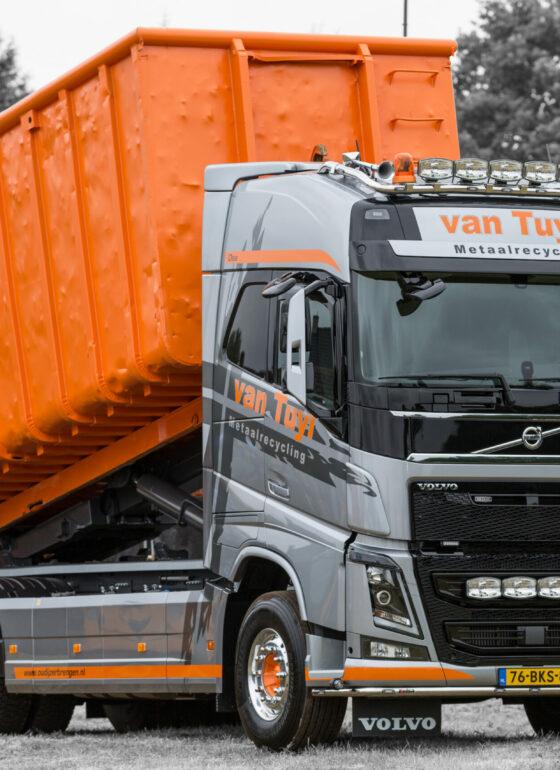 Containerservice | Van Tuyl Metaalservice